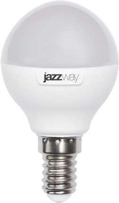 Лампочка Jazzway PLED-SP G45, Теплый свет 9 Вт, Светодиодная