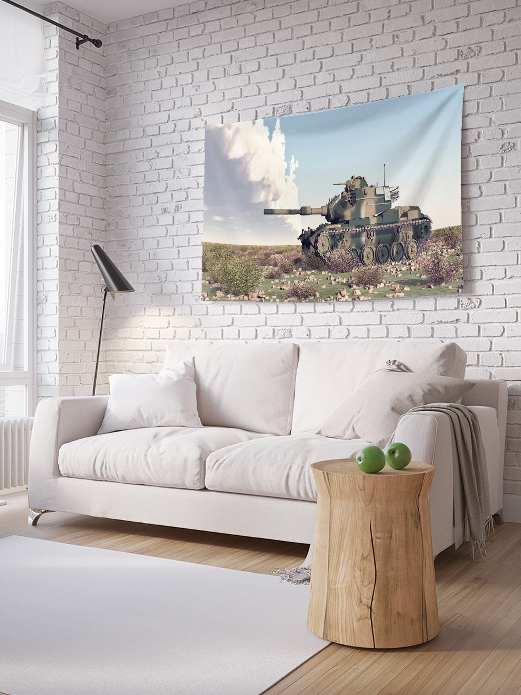 зерен постер на стену танки паркет палисандр представленных