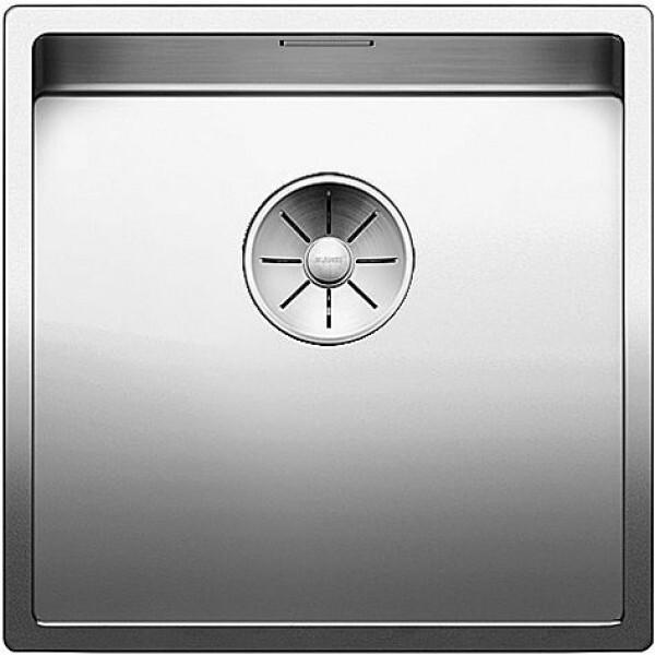 Кухонная мойка Blanco CLARON 400-IF нерж.сталь Durinox