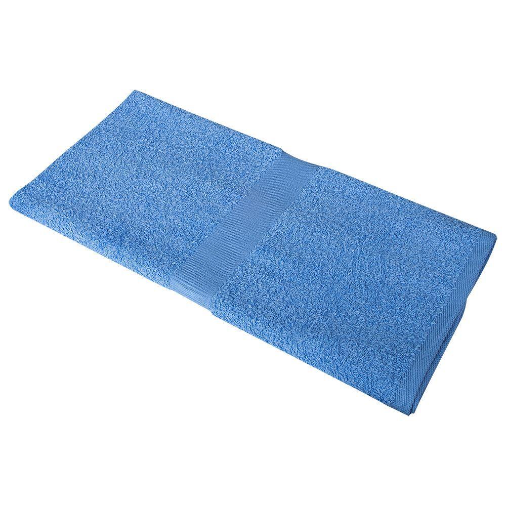 Полотенце махровое Soft Me Medium, голубое