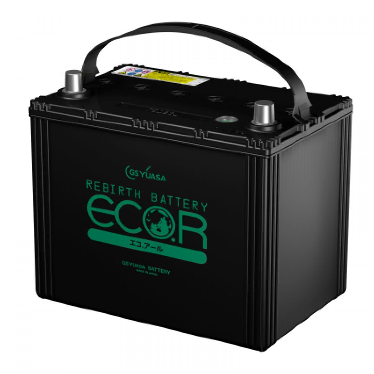 Автомобильный аккумулятор GS Yuasa ECT-85D26R (68L 615A 260x173x225) ECO.R
