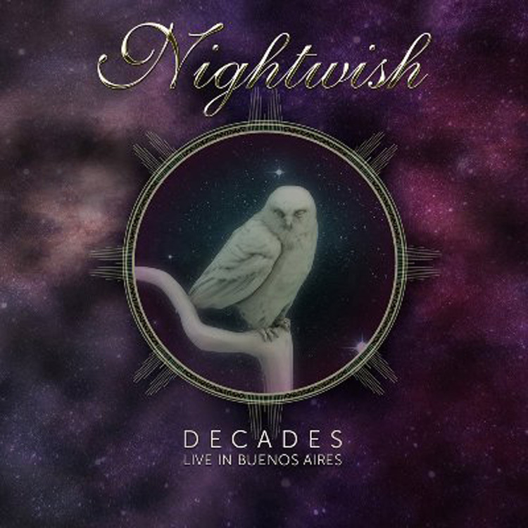 Nightwish. Decades: Live In Buenos Aires (2 CD)