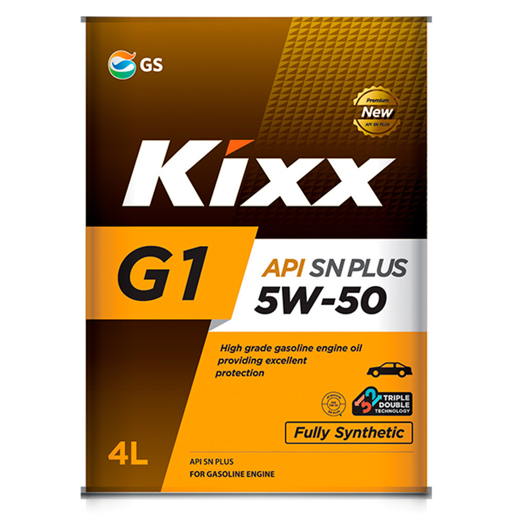 Масло моторное Kixx G1 SN Plus 5W-50