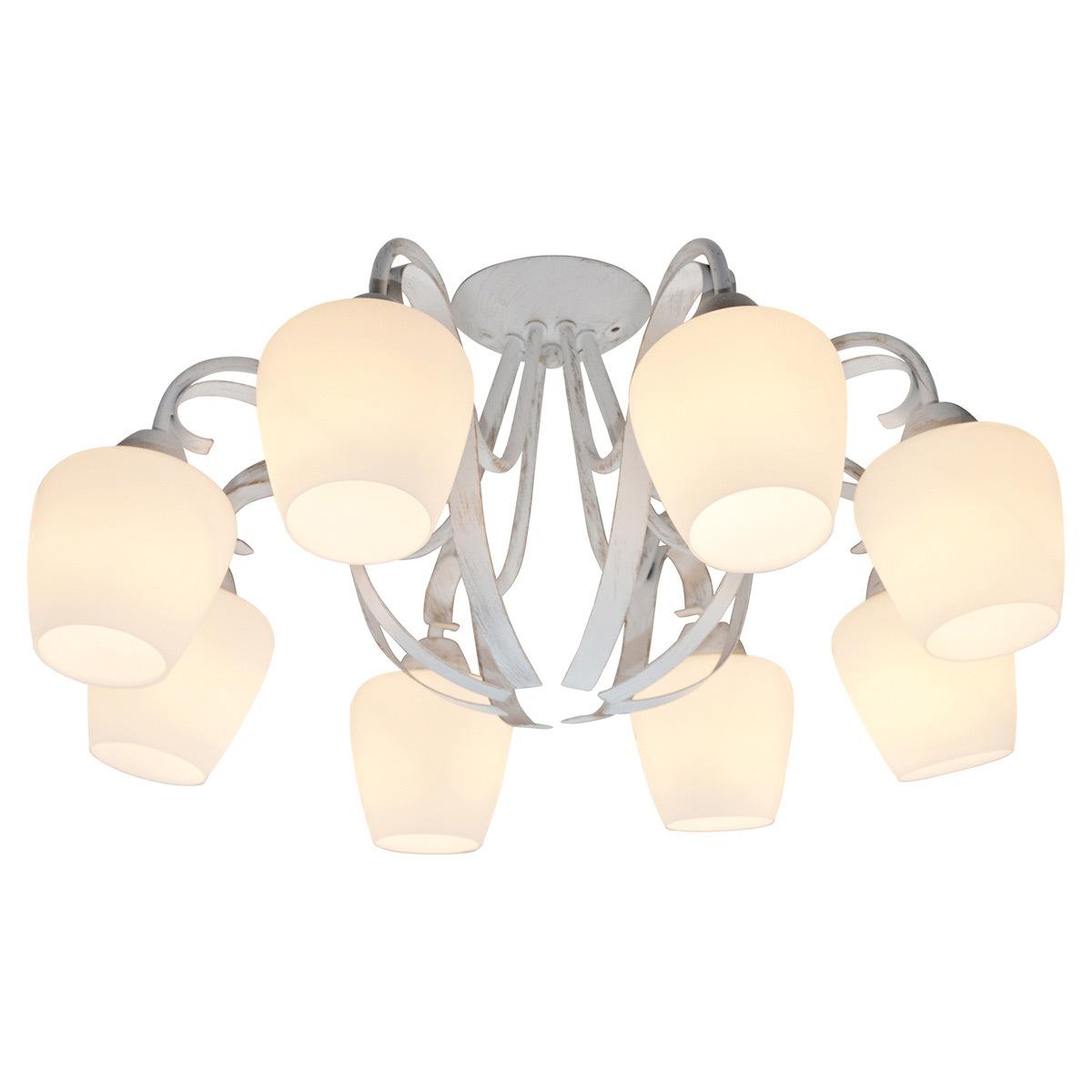 Потолочный светильник Lussole (серия: LSP-9910) LSP-9910, E27, 480 Вт