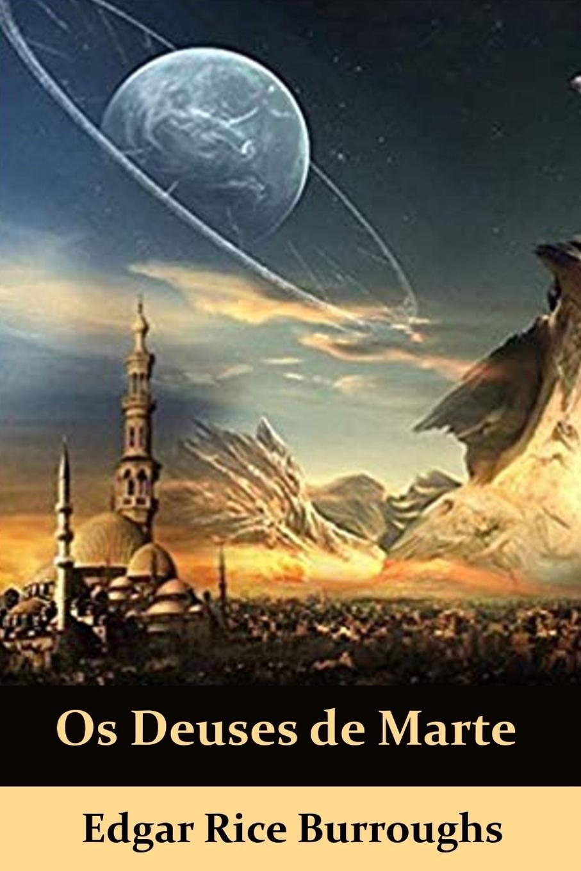 Edgar Rice Burroughs. ?????? ????????. The Gods of Mars, Georgian edition