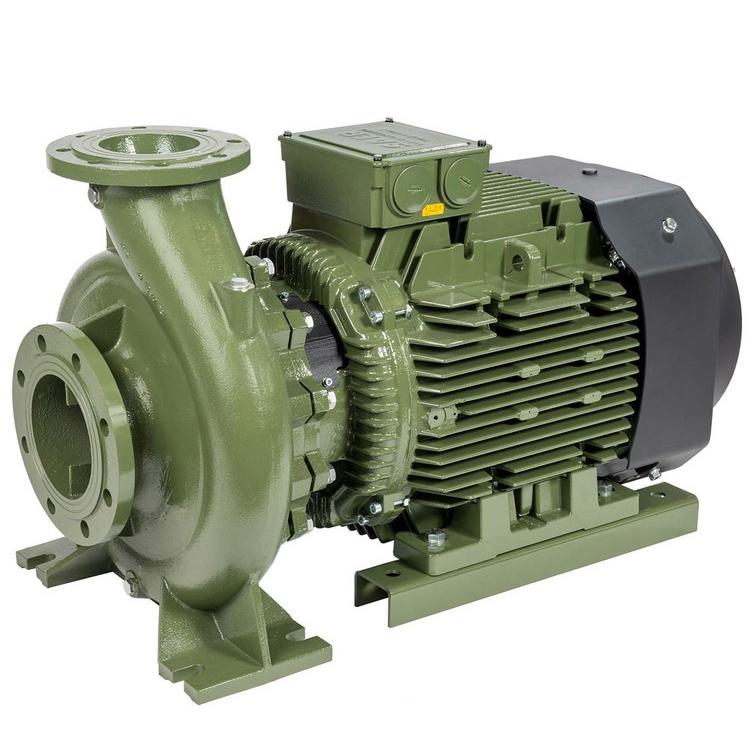 Насос консольно-моноблочный фланцевый SAER IR 50-125A, кВт 4