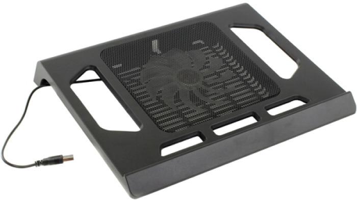 Охлаждающая подставка для ноутбука KS-is Shixxi KC-233 (черная)