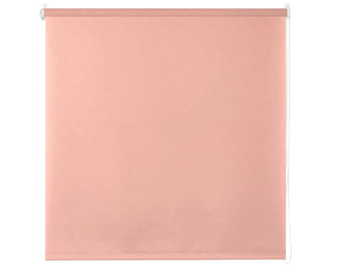 Штора рулонная, 55х160 см, цвет коралловый-20700