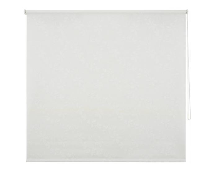 Штора рулонная, 140х175 см, цвет белый-21152