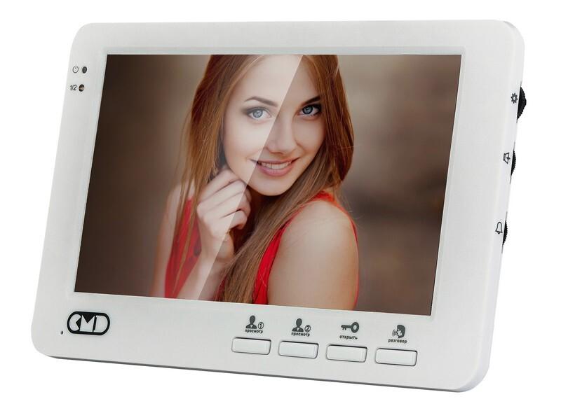 Цветной видеодомофон CMD-VD73