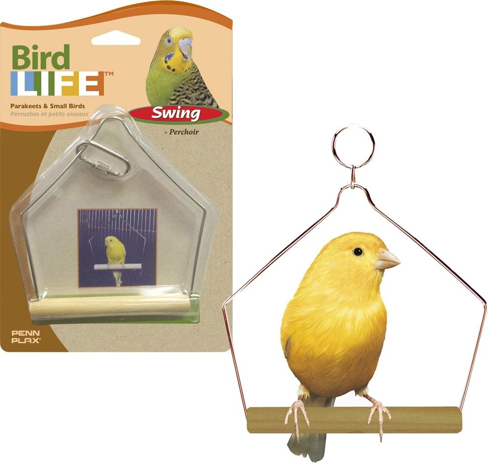 """игрушка для птиц penn-plax """"качели для птиц"""""""