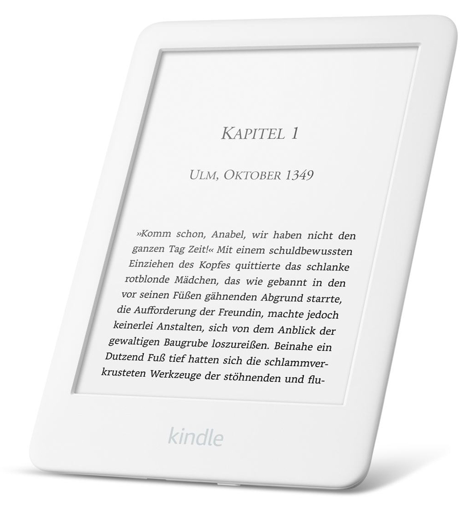 """электронная книга amazon kindle 10 6"""""""