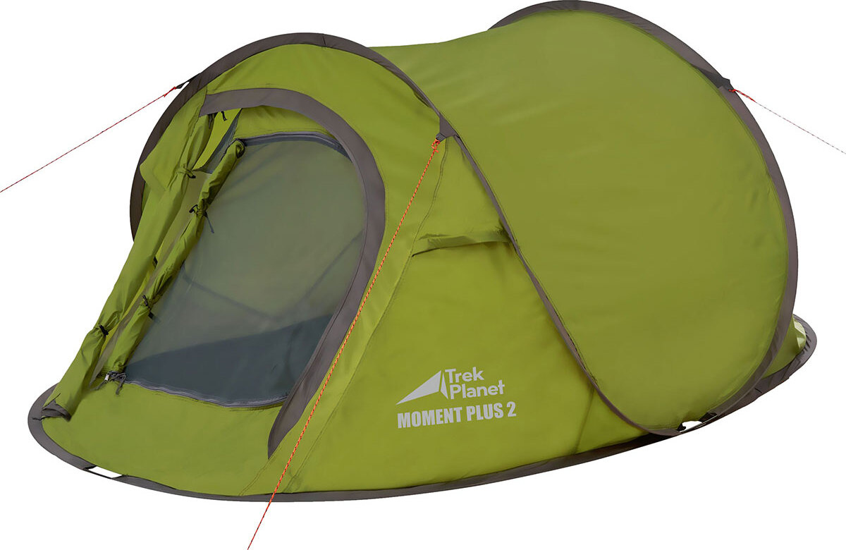 Палатка 2-местная TREK PLANET Moment Plus 2 #1