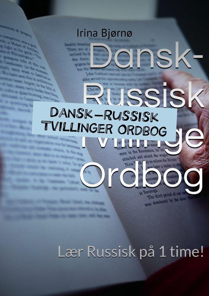 Dansk-Russisk Tvillinger Ordbog #1