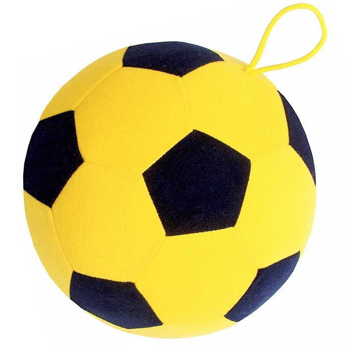 """Детская игрушка  """"Футбольный мяч""""  #1"""
