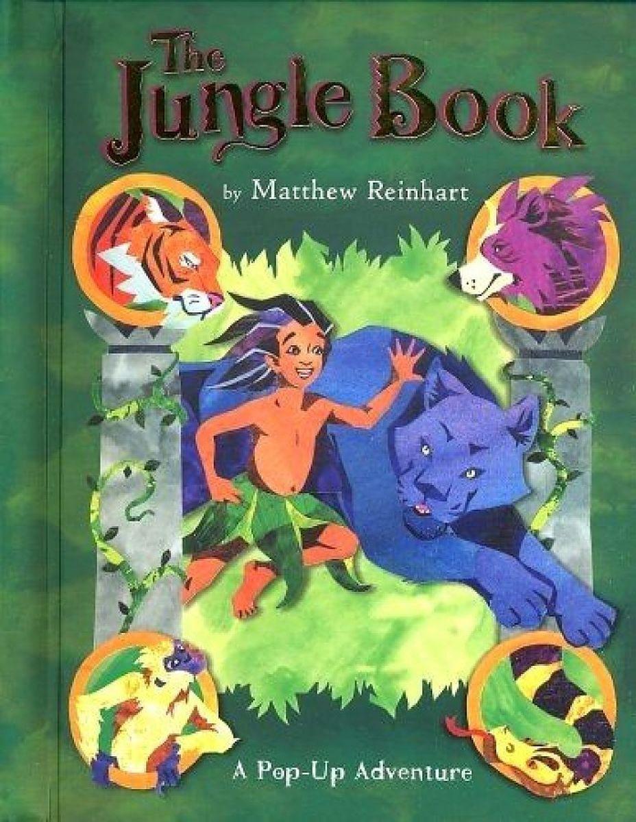 Jungle Book   Reinhart Matthew #1