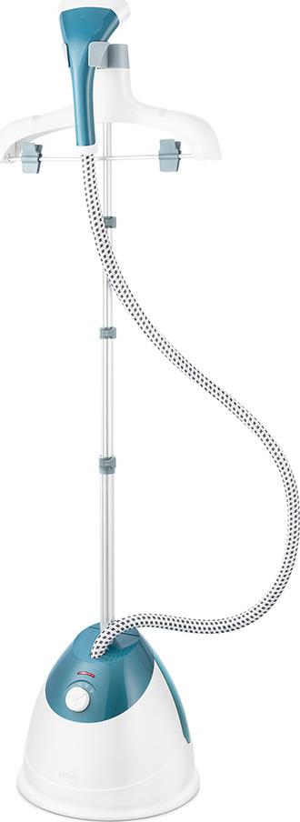 Отпариватель Kitfort KT-967, белый, бирюзовый #1