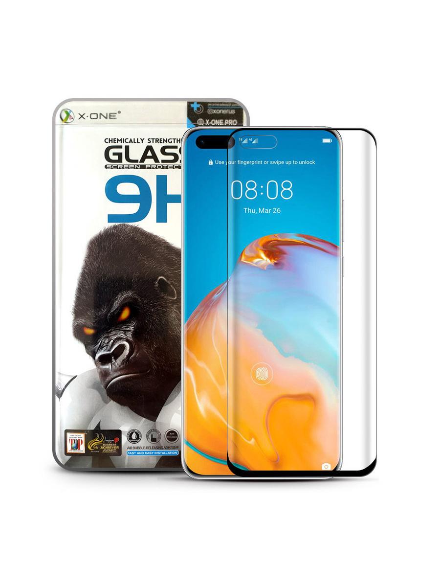 Противоударное защитное стекло для Huawei P40 PRO X-ONE Gorilla Glass 9H  #1