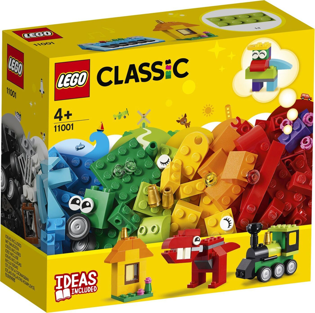 Конструктор LEGO Classic 11001 Модели из кубиков #1