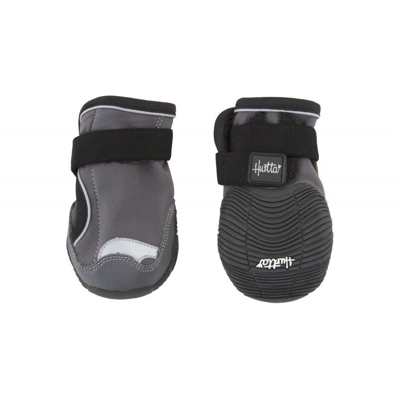 Ботинки Hurtta Outdoors Outback Boots 2шт, размер M ,гранитный #1