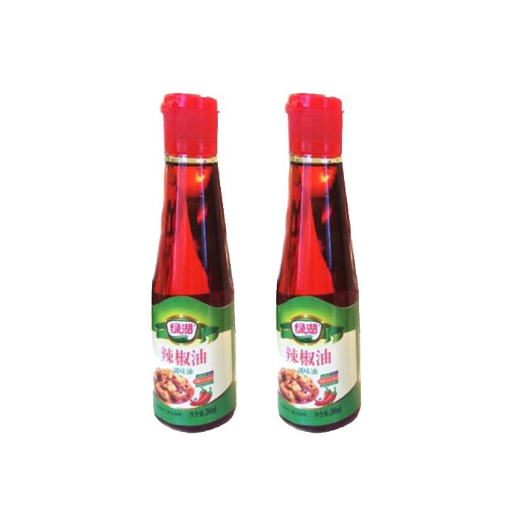 Масло соевое с экстрактом чили (2 шт. по 180 мл) #1
