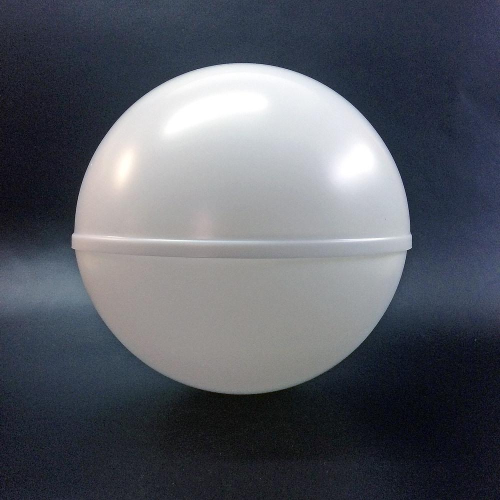 Большой пластиковый шар 50 см стежка курточная двухсторонняя купить