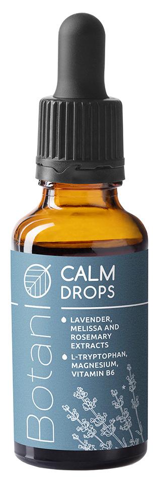 """Функциональные питьевые капли """"Calm Drops"""" для спокойного сна, 30 мл  #1"""