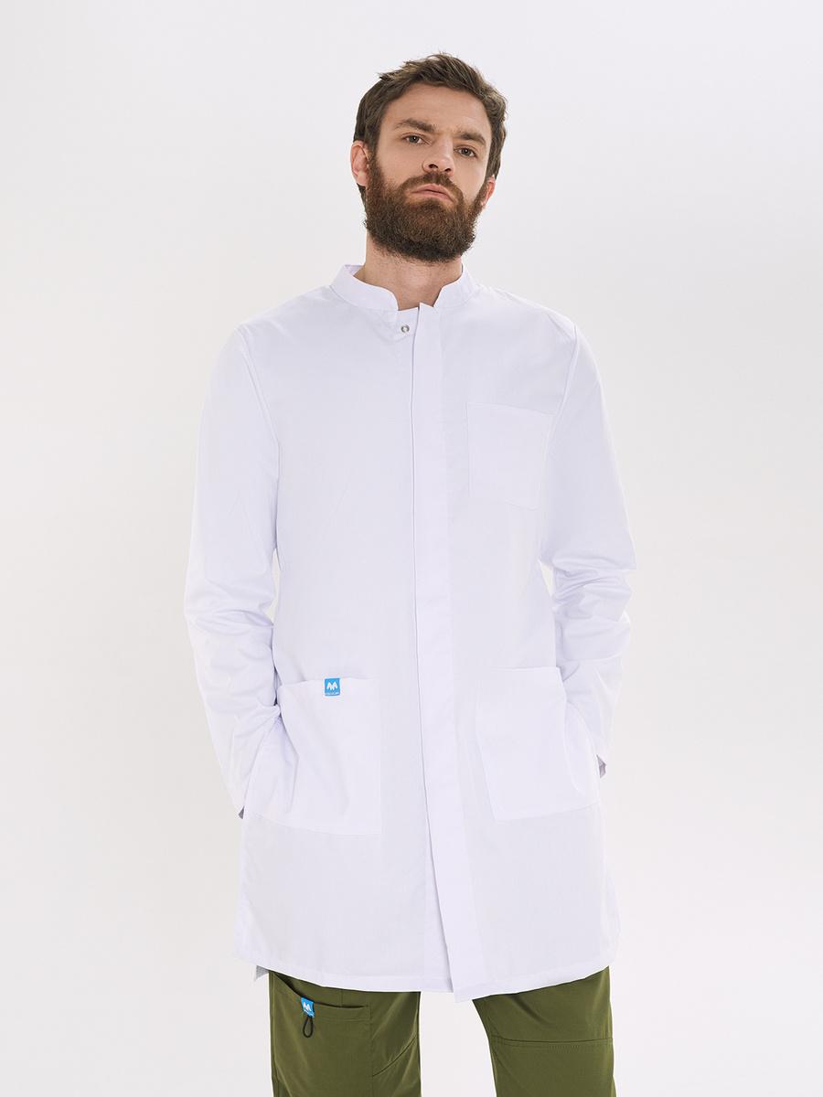 Халат медицинский мужской Medcostume #1