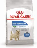 Корм сухой Royal Canin Mini Light Weight Care, для собак мелких пород склонных к избыточному весу, 3 кг