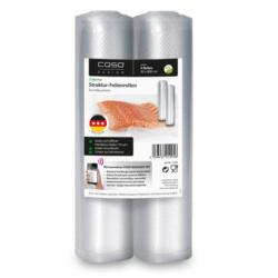 Рулоны для вакуумной упаковки CASO 3 Sterne 20Х600. Су-вид и вакууматоры