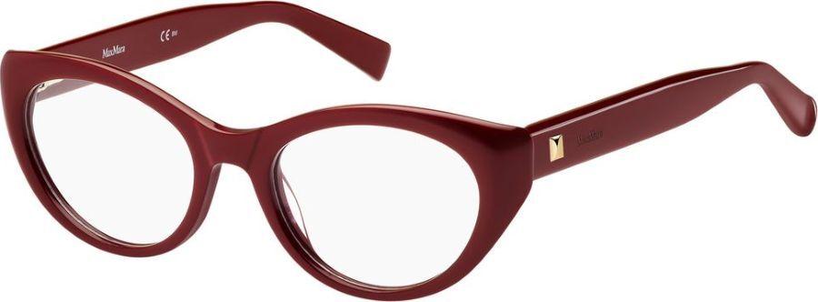 Оправа для очков женская Max Mara 1300, MAX-100113C9A5019, красный оправа max