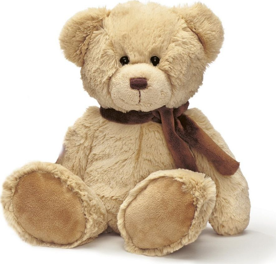 Мягкая игрушка Teddykompaniet Мишка Эдди, бежевый, 23 см