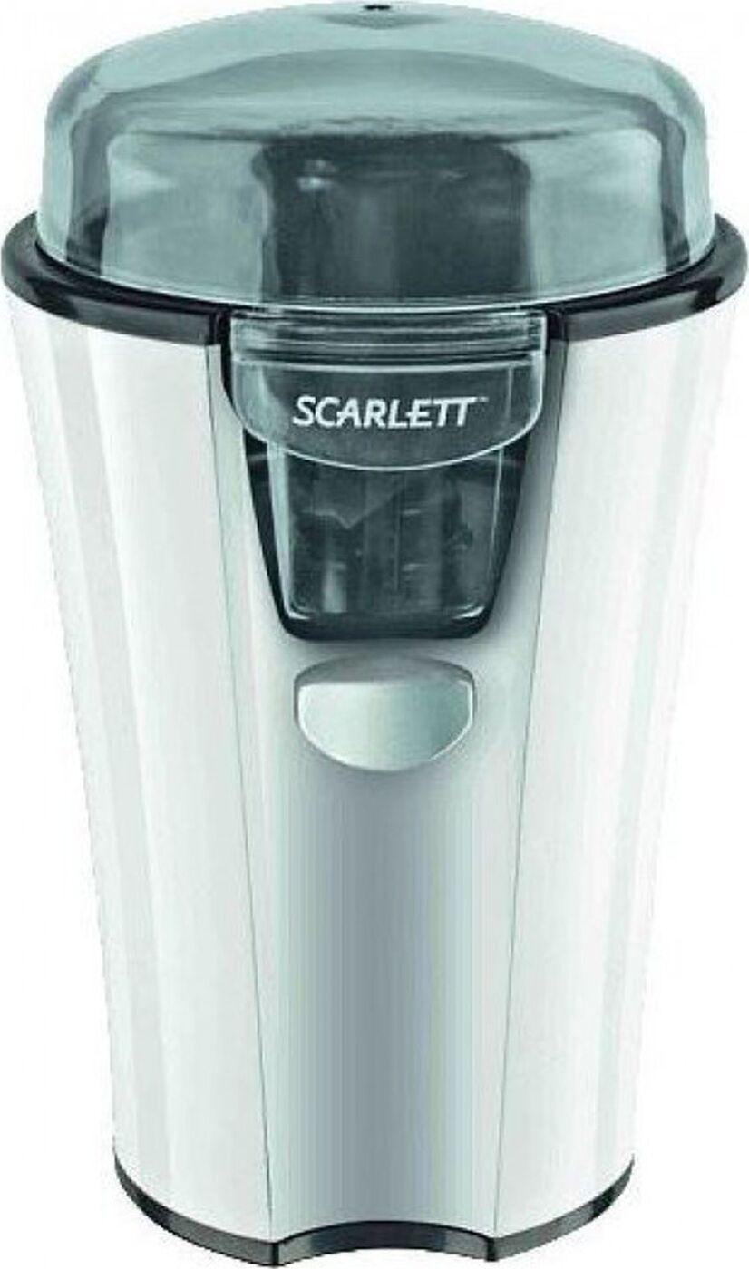 Кофемолка Scarlett SC-010, белый