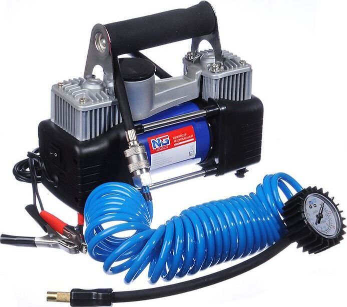 Автомобильный компрессор New Galaxy, 713024