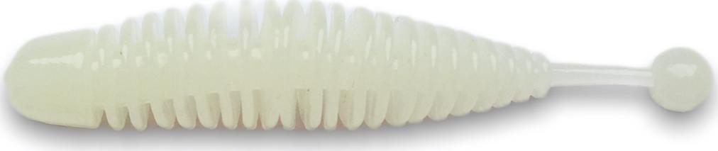 Приманка SOOREX Larva 65mm 212 (Голубое свечение) Бабл Гам 8шт.