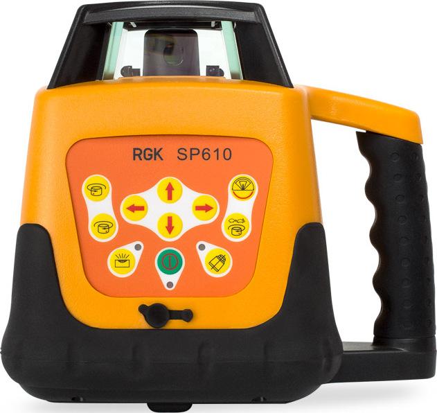 Уровень лазерный автоматический RGK SP 610 уровень rgk sp 610