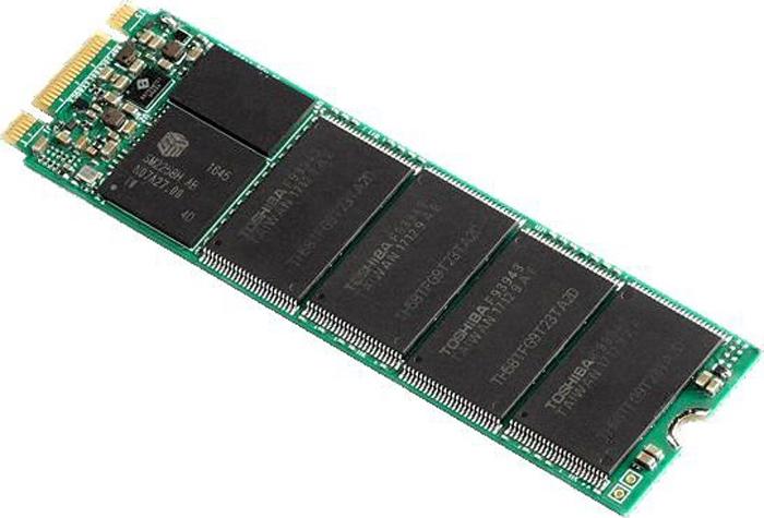 SSD накопитель Plextor M8VG 512GB, PX-512M8VG