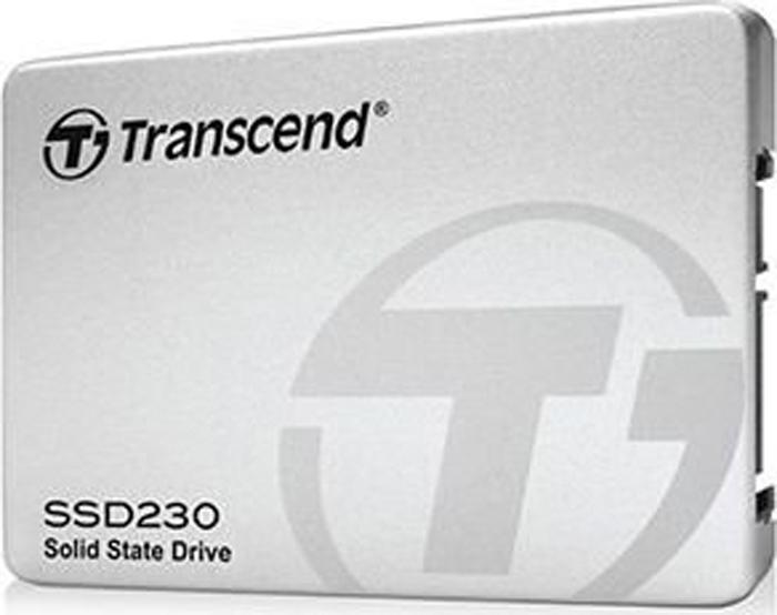 Твердотельный накопитель 1Tb SSD Transcend 230S, TS1TSSD230S внешний твердотельный диск ssd transcend esd400