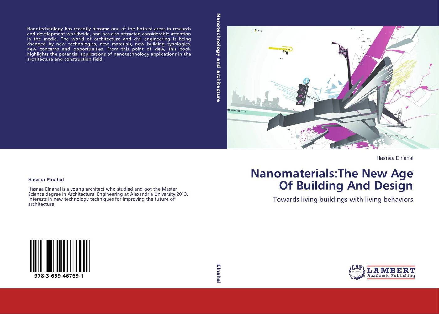 Hasnaa Elnahal Nanomaterials:The New Age Of Building And Design