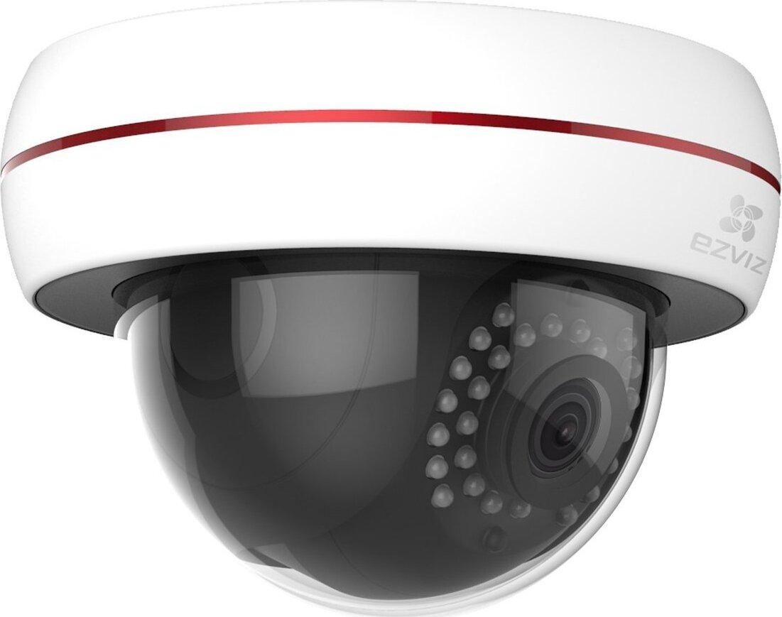 Купольная Wi-Fi Full HD камера с подключением через или Ethernet EZVIZ C4S
