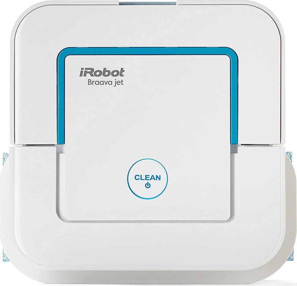 Робот-пылесос iRobot Brava Jet