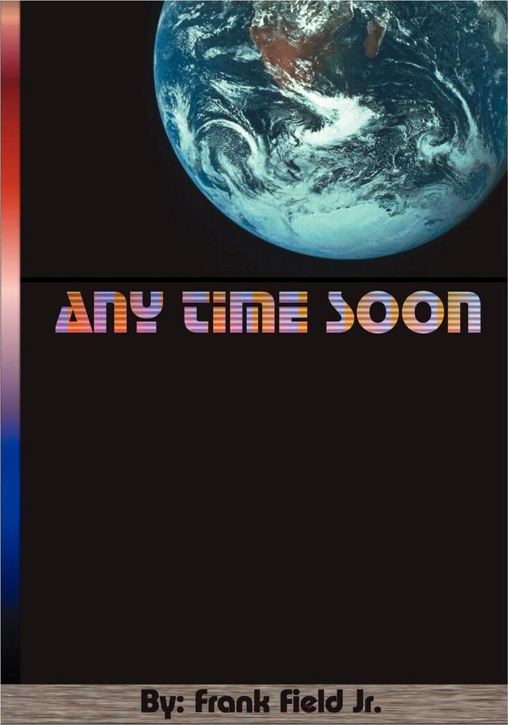 "Книга ""Any Time Soon"". Frank Jr. Field"