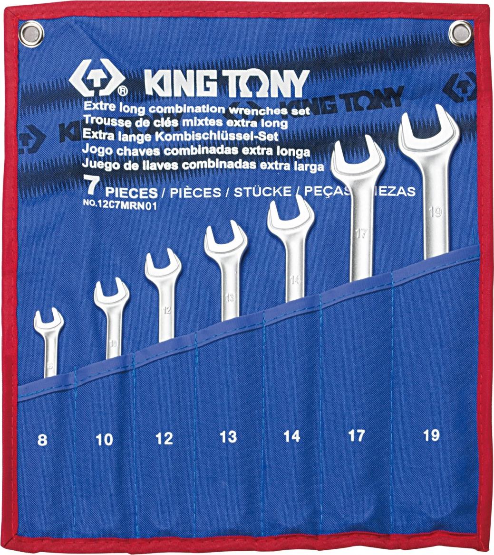 Набор ключей KING TONY 12C7MRN01