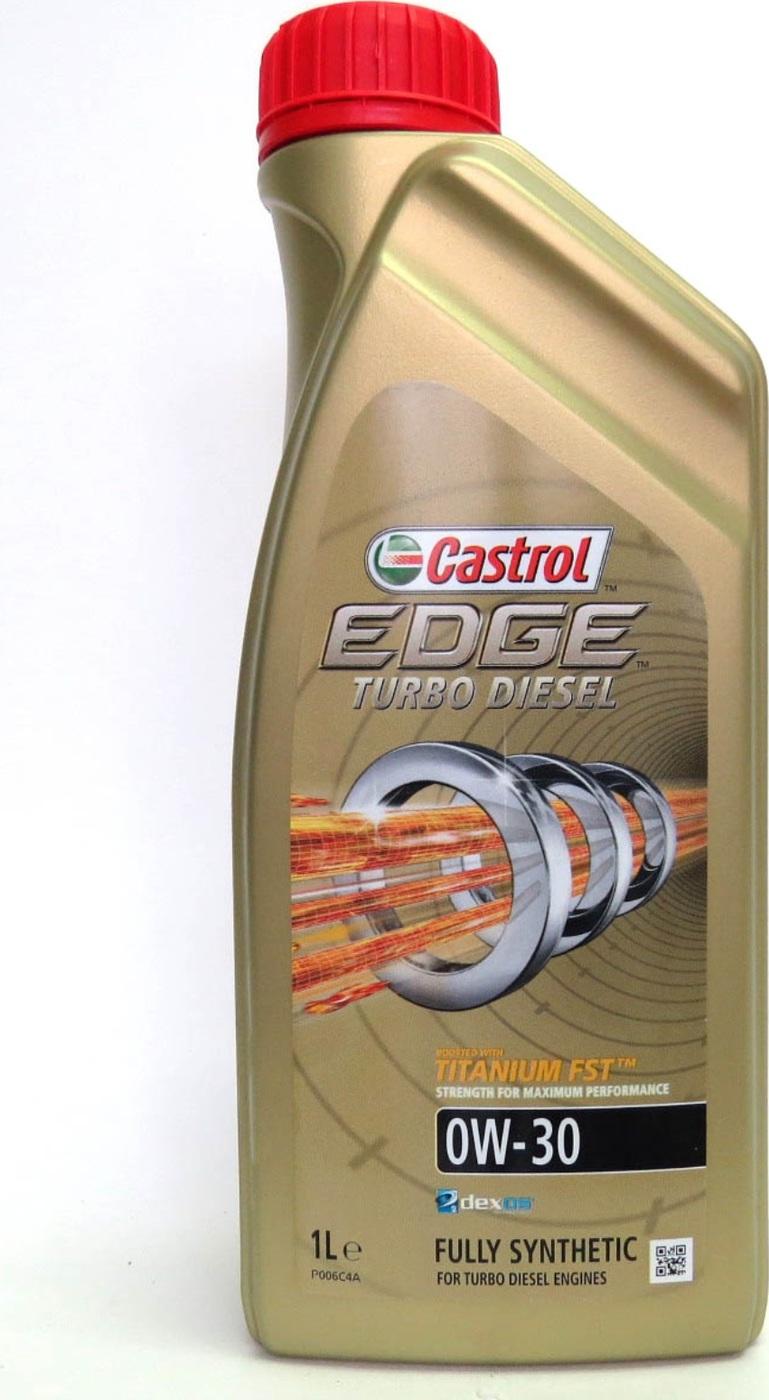 Масло CASTROL EDGE TURBO DIESEL 0W-30(1л)