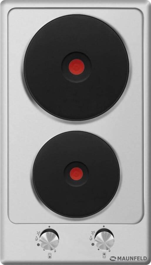Варочная панель MAUNFELD EEHS 32 4S потребляемая мощность, Вт: 3000 Материал исполнения: нержавеющая...