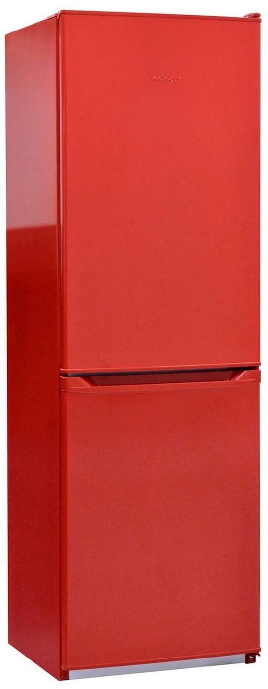 Холодильник NORDFROST NRB 110 832, красный Конструкция морозильной камеры, размещенной в нижней части корпуса...