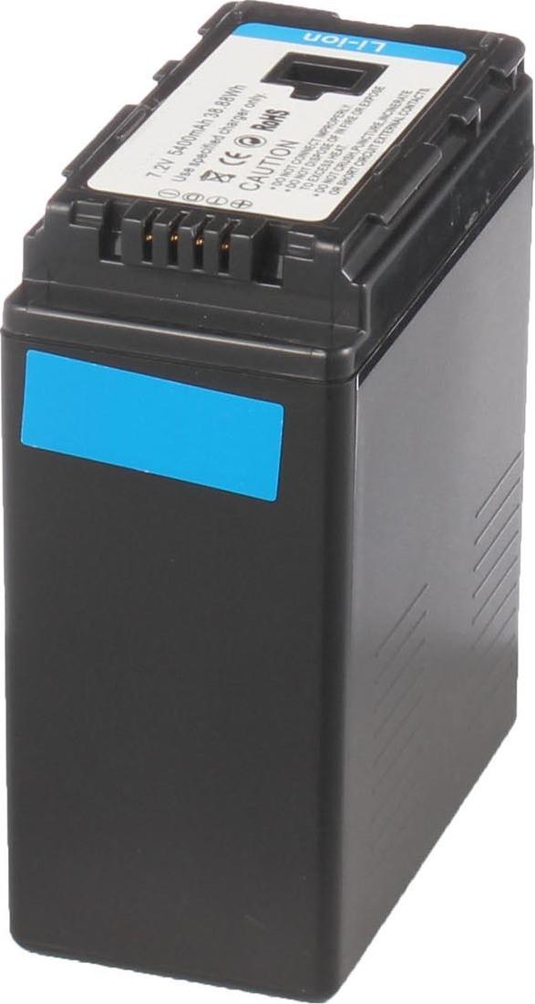 Аккумуляторная батарея iBatt iB-T1-F215 4400mAh для камер Panasonic AG-AC160, AG-HMC154ER, AG-HMC84ER, AG-HMC74ER, AG-AC130, AG-AC120, AG-AF104ER, AG-HMC40, AG-AC120EN, AG-AF100, AG-AC160EN, AG-HMC41E, AG-AC130EN, AG-AC160P, AG-AF101E, AG-HMC150,