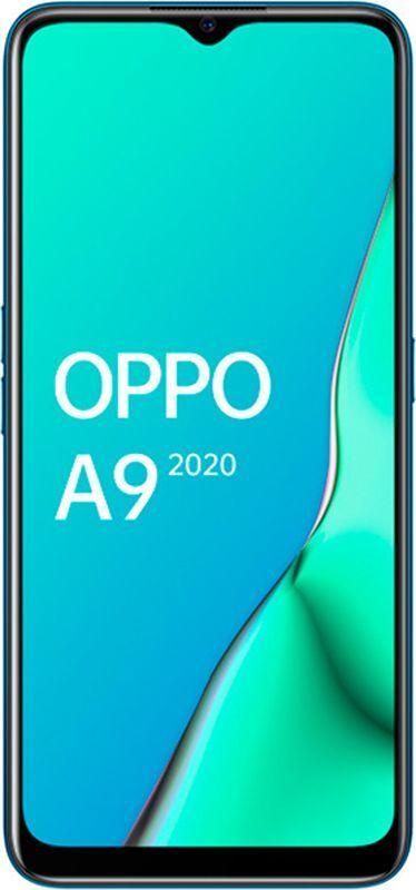 Смартфон OPPO A9 2020 4/128GB, зеленый