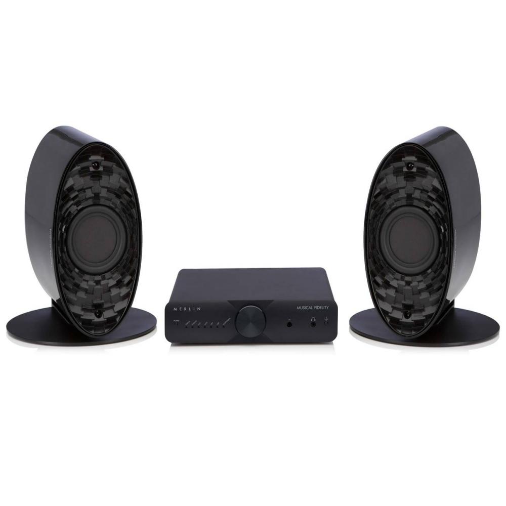 Музыкальный центр Musical Fidelity Merlin System black
