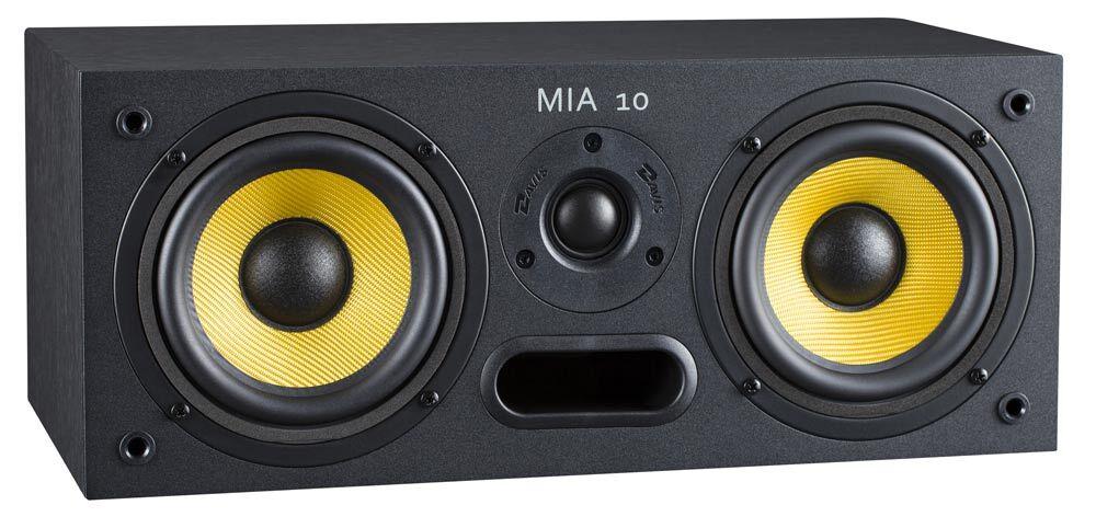 Акустика центрального канала Davis Acoustics MIA 10 black ash